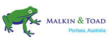 Malkin and Toad logo